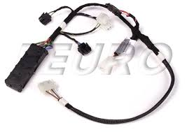 bmw seat wiring harness driver side 61118353948