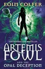 artemis fowl and the opal deception book cover
