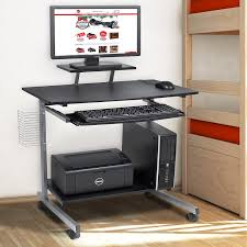 office computer desks for home. Amazon.com : Best Choice Products Computer Desk Cart PC Laptop Table Study Portable Workstation Student Dorm Home Office Desks For