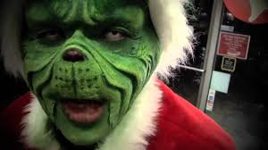the grinch makeup you