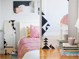 View in gallery Contact paper mirror idea