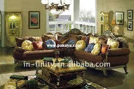 antique fabric sofa set living room sofa antique living room furniture sets