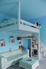 Custom Made Built-In Custom Loft Bed