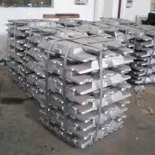China <b>High Quality</b> Pure Aluminum Ingot 99.7% with <b>Factory Price</b> ...