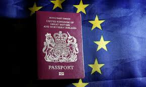 British Passport Design After Brexit The British Passport After Brexit A Global Contest Is