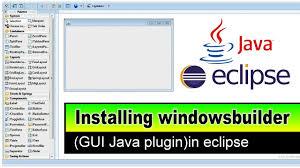 Eclipse Ui Designer Plugin Installing Windowbuilder Gui Designer Plugin On Eclipse