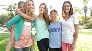 Family Photo A Recipe For A Happy Family Happy Families Mormon Channel