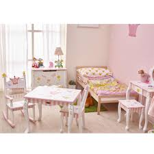 Princess And The Frog Bedroom Decor Fantasy Fields Princess Frog Vanity Set With Mirror Reviews