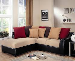 furniture for small flats. Sectional Couches For Small Spaces Apartment Size Sofa Livingroom With Ccolorful Cushion Carpet Pictures Furniture Flats A