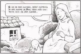 Resultado de imagen de maria jose luis Cortes  si he de ser sincera estoy contenta de ser la madre de dios