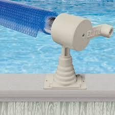 above ground pool solar covers. AquaSplash Above Ground Pool Solar Cover Reel Covers