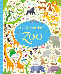 """<b>Look and</b> find zoo"" at Usborne Children's Books"
