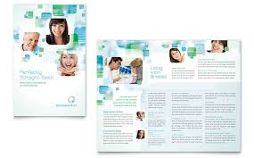 Medical Health Care Brochure Templates Design Examples