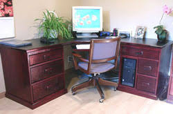 corner office desk hutch. Corner Office Desk Hutch