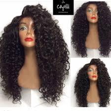 Capilli Pruik Fantastic Deep Curly Capilli Extensions Indian