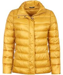 Women's Barbour Farne Quilted Jacket & Women's Barbour Farne Quilted Jacket - Harvest Gold Adamdwight.com