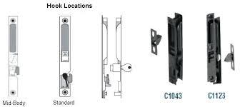 sliding door handle lock set white sliding door handle and lock set sliding glass door mortise