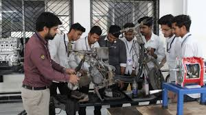 Diploma in Mechanical Engineering - MGM University