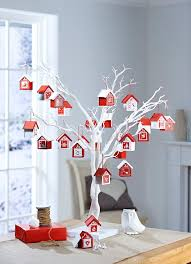 Branch Contemporary Wooden Christmas TreeWooden Branch Christmas Tree