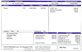 Download Payslip Template Classy Payslip Template Uk Free Download Pay Slip Nerdcredco