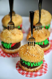 cool cupcakes. Beautiful Cupcakes Cool Cupcakes Decorated Like Little Burgers With Cupcakes