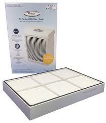 hepa room air cleaner. whirlpool 1183054k hepa replacement filter fits whispure air purifier models ap450 and ap510 hepa room cleaner
