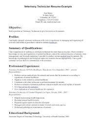 Vet Assistant Resume Download Veterinary Assistant Resume Vet