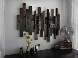 diy wooden pallet wall decor recycled things
