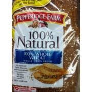pepperidge farm wheat bread. Exellent Wheat Pepperidge Farm 100 Natural Whole Grain Bread Wheat And Bread E