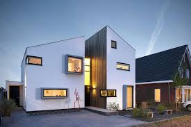Traditional Contemporary House Designs House Daasdonklaan Traditional Dutch Design Meets Modern