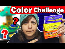 PRIMARY <b>COLOR</b> CHALLENGE (no black or white) <b>3 colors</b> art <b>craft</b> ...