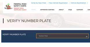 how to check car number plate owner in