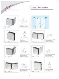 spectacular glass door stopper glass connectors door stopper door hinge circle s