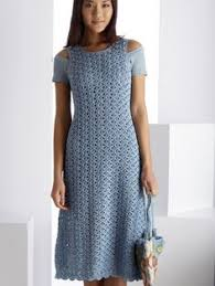 Knit Dress Pattern Gorgeous Free Crochet Maxi Dress Pattern 48S CROCHET PATTERNS Crochet