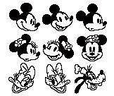 With Disney 暮らしの中にディズニーをディズニー ラベルライター
