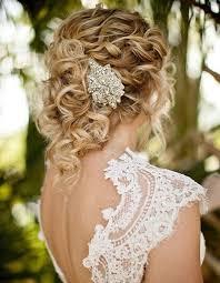 Coiffure Pour Mariage Cheveux Longs Bouclés