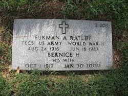 Bernice Hays Beard Ratliff (1919-2000) - Find A Grave Memorial