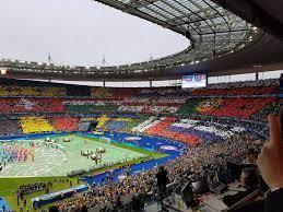 Die EURO 2016 bei Nacht, unterstützt von Samsung!