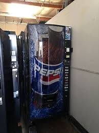 Pepsi Vending Machine Commercial Enchanting ROYAL VENDORS PEPSI Cola Vending Machine 4848 Melin IV Refurb 48
