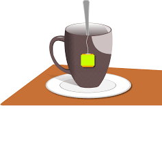 tea clipart. Exellent Tea Tea In Mug In Clipart