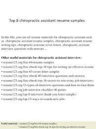Chiropractic Resume Simple 48 Elegant Chiropractic Assistant Resume Sample Template Free