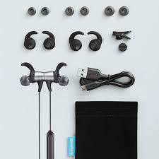 Anker Viet Nam - Spirit Pro là tai nghe Bluetooth thể thao đích thực. 👉  Với công nghệ SweatGuard chống lại các đặc tính ăn mòn của mồ hôi. 👉 Tiêu  chuẩn