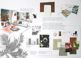 The Penthouse Presentation Board Re Presentation Interior