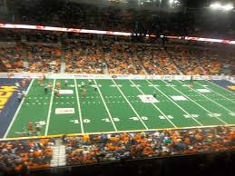 Spokane Arena Section 215 Row M Seat 18 Spokane Shock