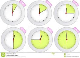 Timer For 15 Min Timer Clock With 5 10 15 30 45 60 Min Signs Stock Vector