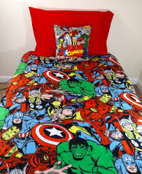 uncategorized agreeable superhero bedroom set queen size sets winsome marvelavengersbeddingsetgeekycomicironbyskyelynndesigns double toddler baby nerdy