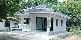 budget modern bungalow house plan