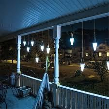 Us 1009 25 Offsolar Led Baum Hängen Lichter Farbwechsel Balkon Garten Outdoor Kronleuchter Dekorative Lichter Ni Mh Batterie Lampe In Solarlampen