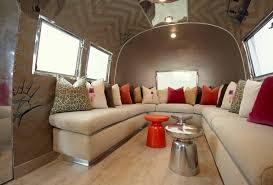 Airstream Interior Design Custom Decorating Ideas