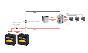going off grid a detailed look at our solar panel setup vanvswild Renogy Wiring Diagram wiring diagram of devices connected to battery bank renogy wiring diagrams